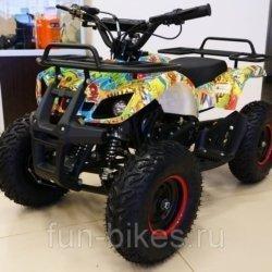 Детский бензиновый квадроцикл MOTAX ATV Х-16  BIGWHEEL (до 45 км/ч, большие колеса)